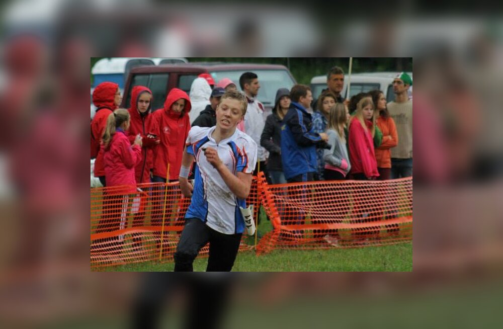 Eesti poisid said orienteerumise noorte EM-i teatevõistluselt pronksmedali