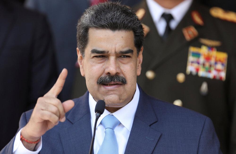Venezuela käskis Euroopa Liidu suursaadikul riigist lahkuda