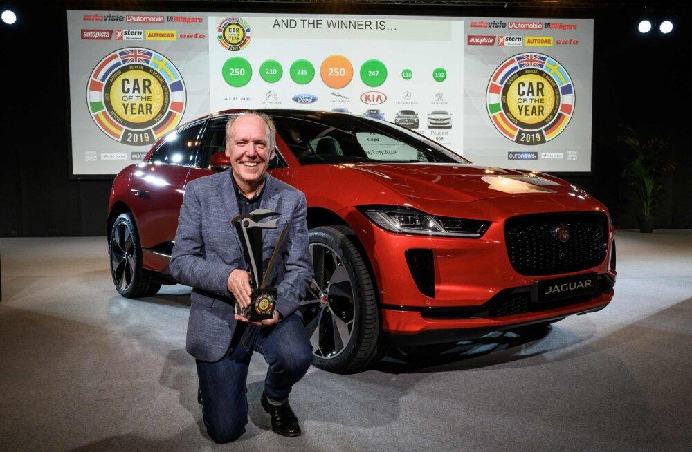 Euroopa aasta auto: elektrisõiduk, mis ülinapilt edestas sportautot