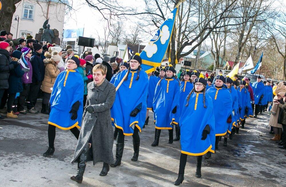 День независимости эстонии открытки