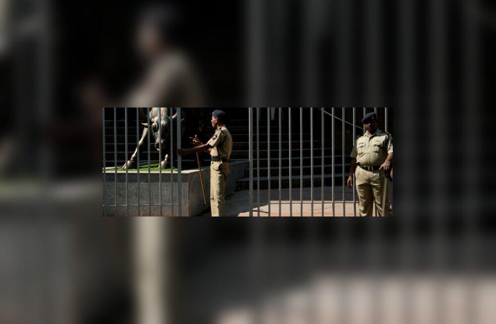Pakistan vahistas 3 Mumbai terrori kahtlusalust