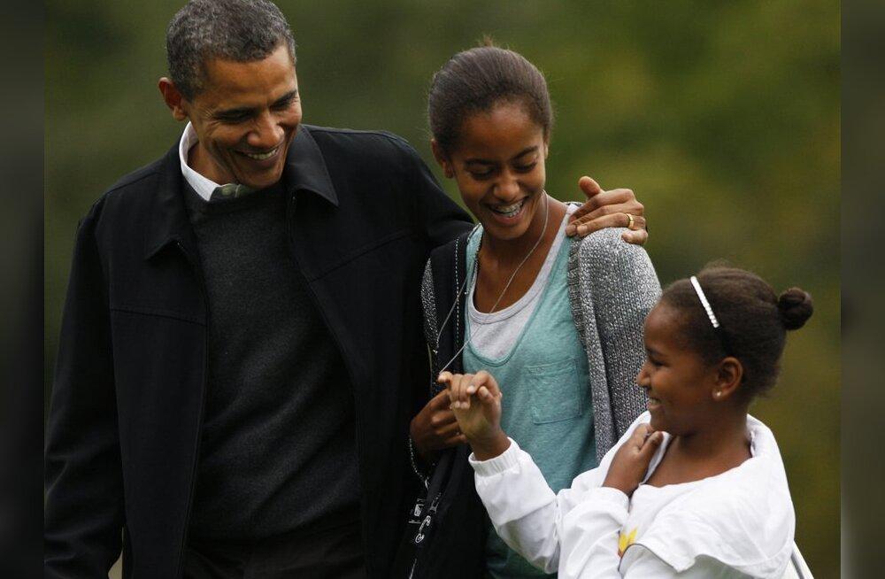 USA president Barack Obama andis välja lasteraamatu