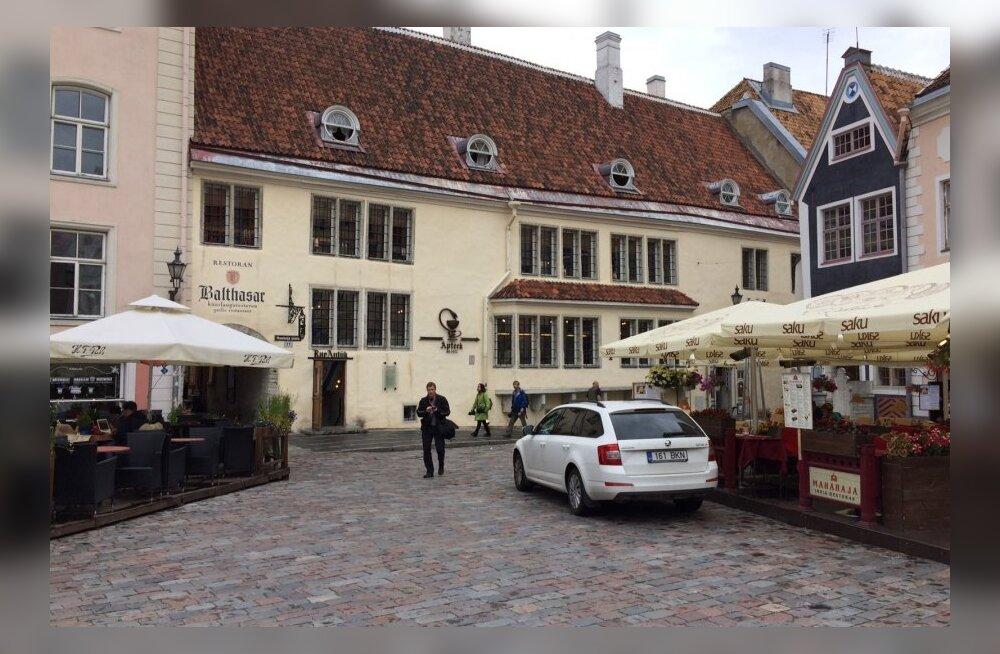 Raekoja platsi apteek ja antiigipood