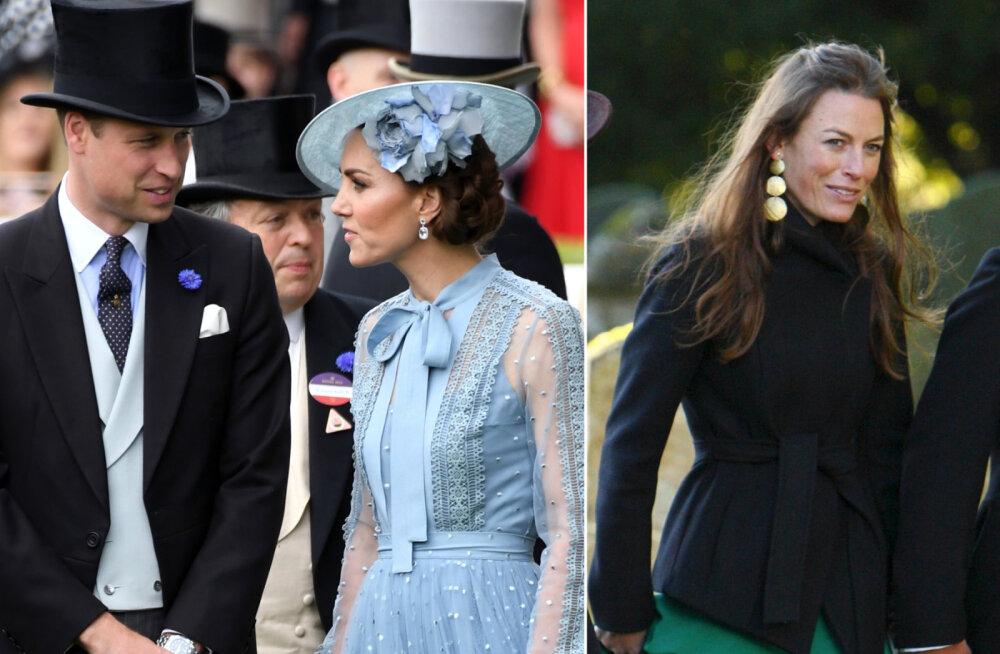 Kate polnud esimene valik! Piinlik vahejuhtum Williami 21. sünnipäevalt tõestab, et printsi südames oli teine neiu
