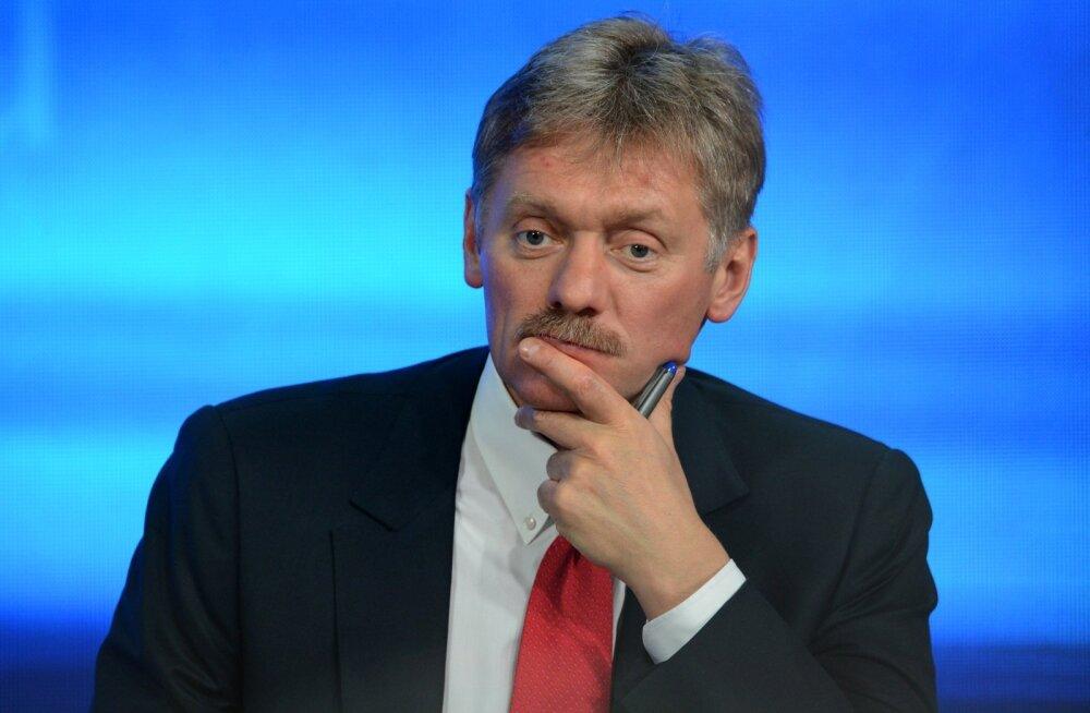 Peskov: kuulujutud ja väljamõeldised Putini tervise kohta ägenevad kevaditi