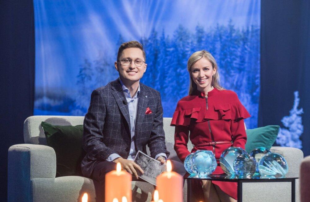"""Suurepärane! """"Jõulutunnel"""" kogus haruldasi haigusi põdevate laste ravi toeks Eesti heategevuslike jõulusaadete rekordsumma"""