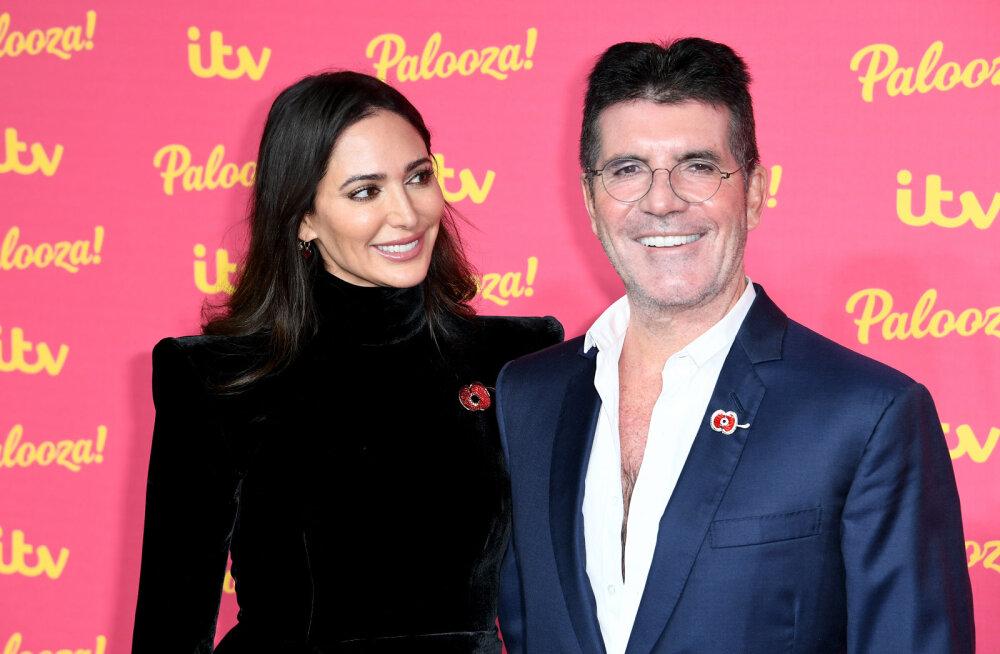 FOTOD | Märgatavalt kõhnem Simon Cowell on kaotanud nii palju kaalu, et telenägu lausa upub oma endistesse riietesse