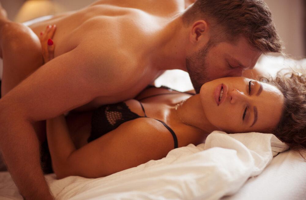 Seks on stressileevendaja, tervendaja ja suhtes sama oluline kui vaimne kontakt