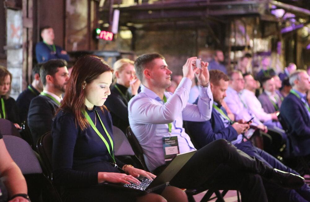 Балтийский форум электронной коммерции собрал в Таллинне сотни лучших деятелей IT-сферы