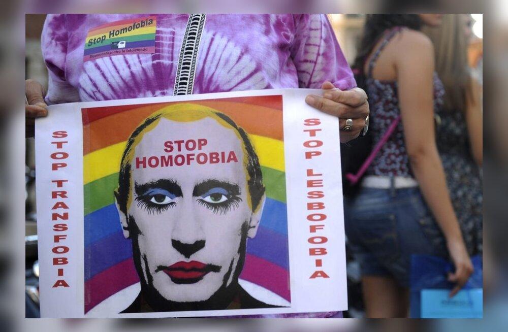 Putin: Tšaikovski oli suur muusik ja me kõik armastame teda, kuigi ta oli homo