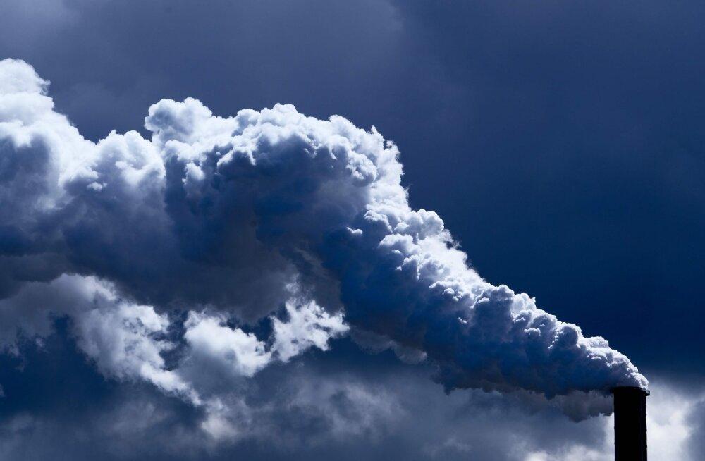 Ebameeldiv rekord: Maa atmosfääris on nüüd rohkem süsihappegaasi kui kunagi varem