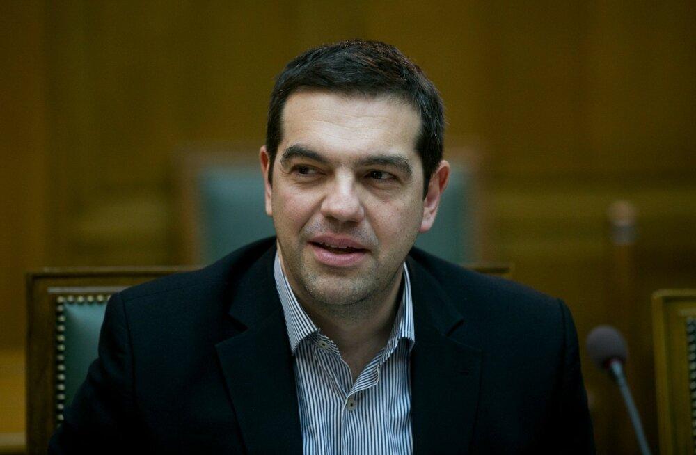 Tsipras TASS-ile: Kreeka ei ole nõus Venemaa-vastaste sanktsioonidega, need ei vii kuhugi