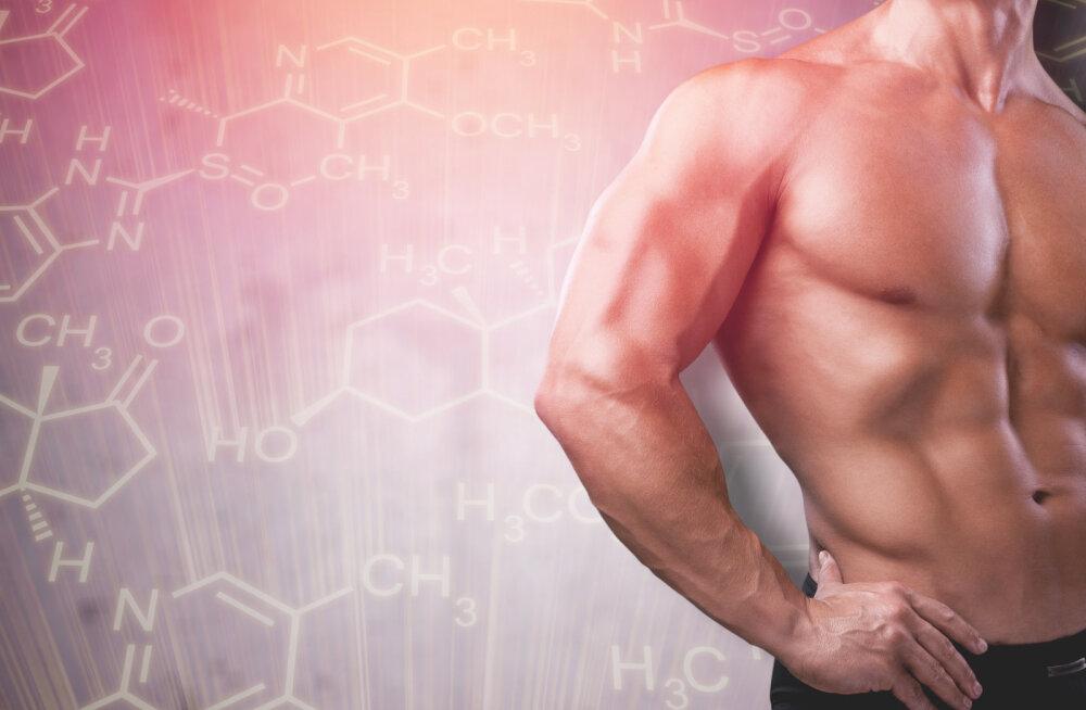 Madal testosteroonitase tõukas mehe julgetele tegudele