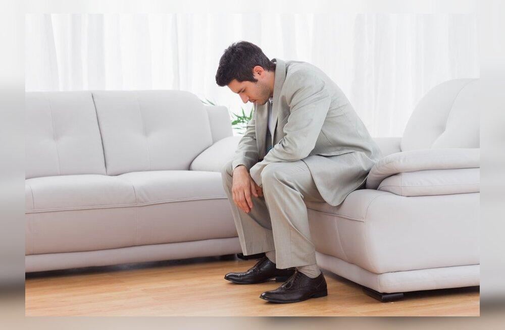 Mees kurdab: elan naisega koos nagu toakaaslasega ega saa enam aru, mida ta tahab...