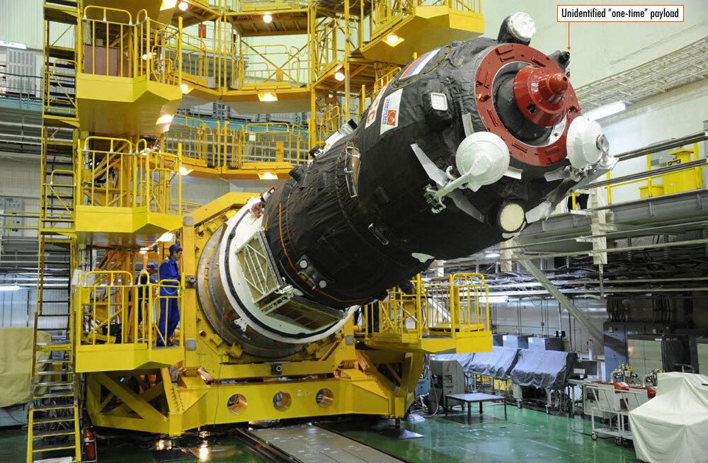Salapärane instrument: venelased plaanisid rahvusvahelisse kosmosejaama saata NASA jaoks mõistatusliku seadme