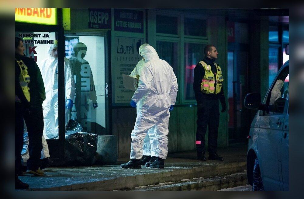 КАРТА: Где за последние годы в Таллинне происходила стрельба