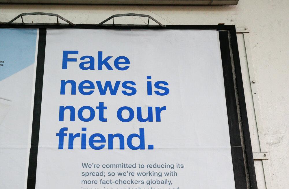 Facebook on enne USA valimisi kimpus platvormil laamendavate Vene trollidega