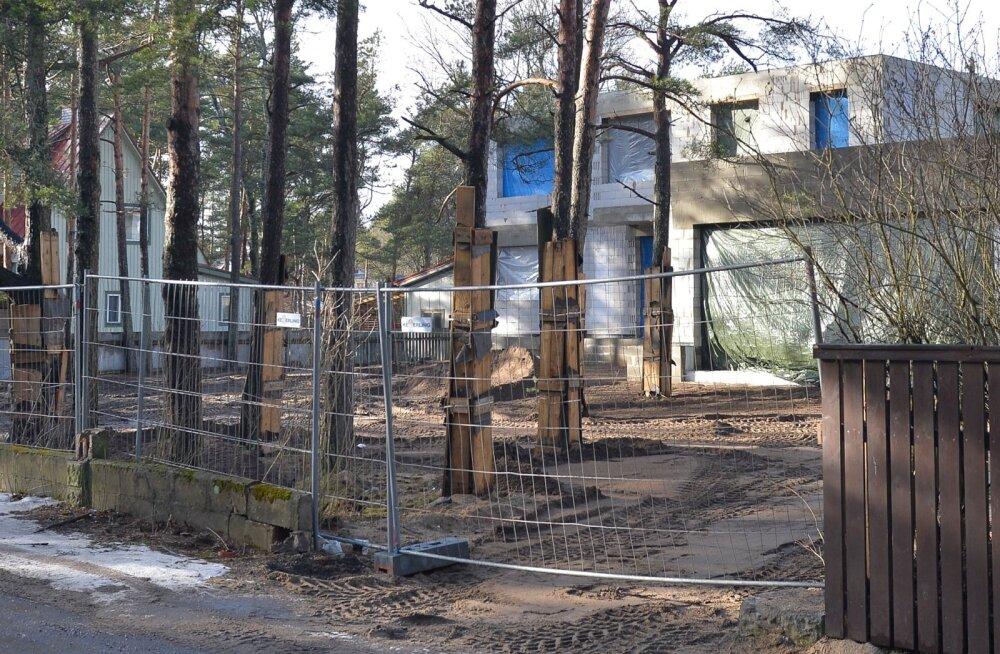 Tiit Terik: ebaseaduslikult ehitatud maja ei tohiks linn heaks kiita, see tuleks lammutada
