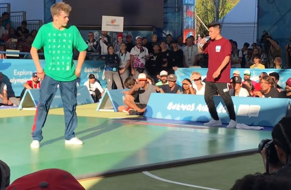 2024. aasta olümpiale rühivad mitmed põnevad spordialad eesotsas breiktantsu ja elektrimootorrattasõiduga