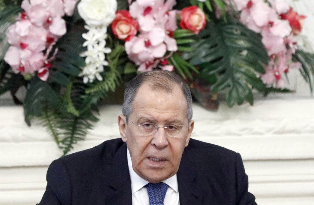 Lavrov: USA ei ole enam võimeline majanduses ausalt konkureerima