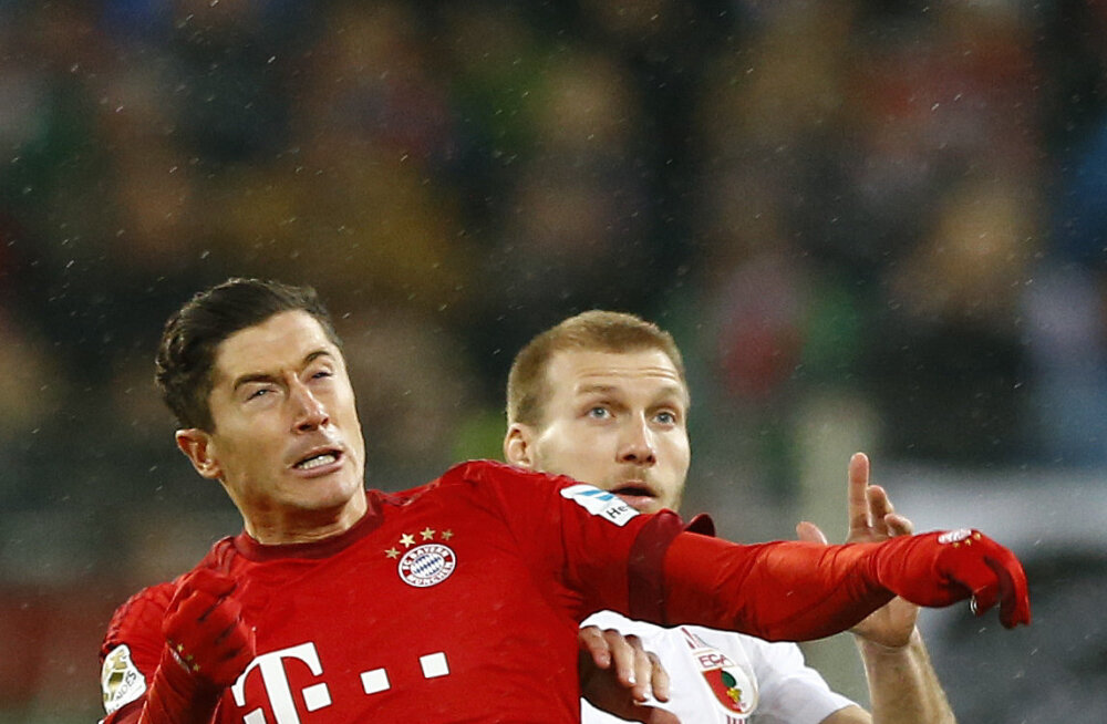Augsburg ja Klavan tundsid üle viie mängu võidurõõmu