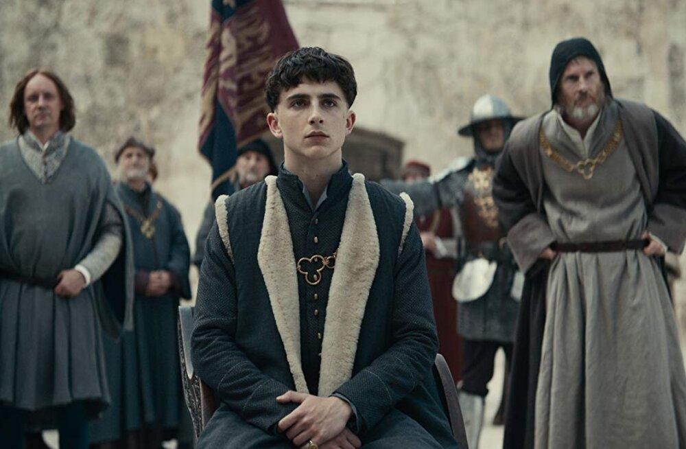 Nädalavahetuse filmi- ja seriaalisoovitused: Timothée Chalamet ja Robert Pattinson ja Shakespeare