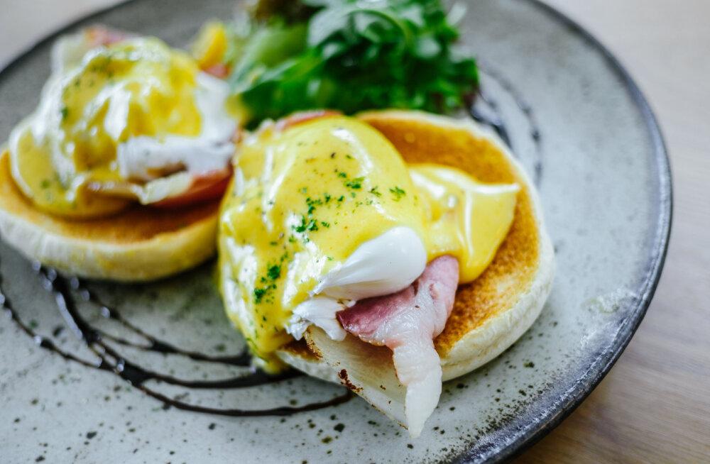 Söö iga päev kaks muna: 9 üllatavat kasutegurit sinu kehale
