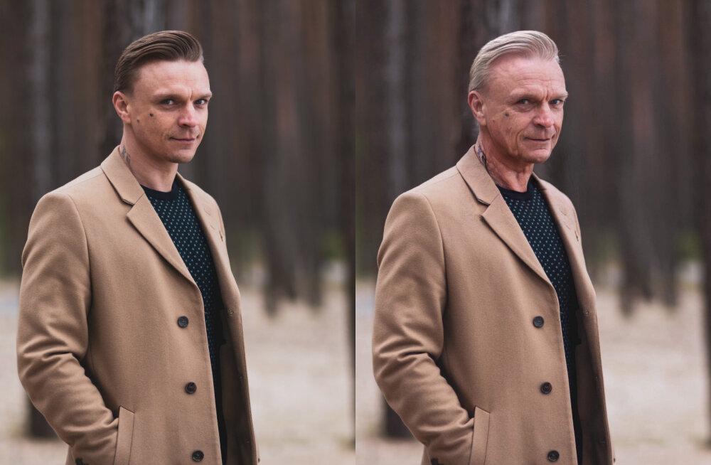 Aastad mööduvad, tuuled pöörduvad... Vaata, millised näevad välja Eesti tuntud näod eakatena