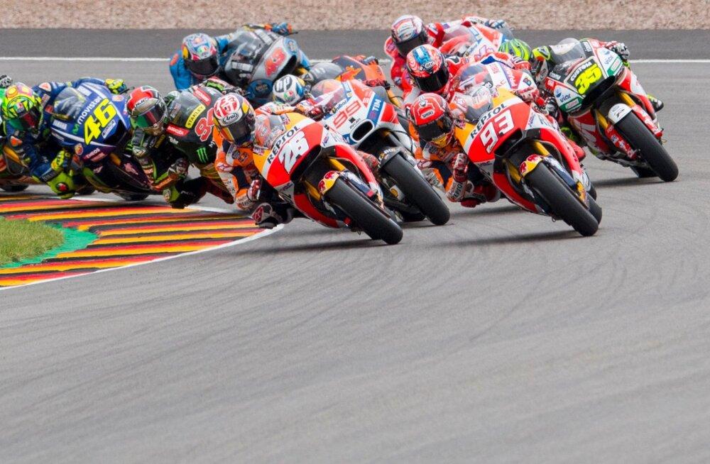 VÄGEV VÄRK! Soomes toimub kahe aasta pärast MotoGP etapp