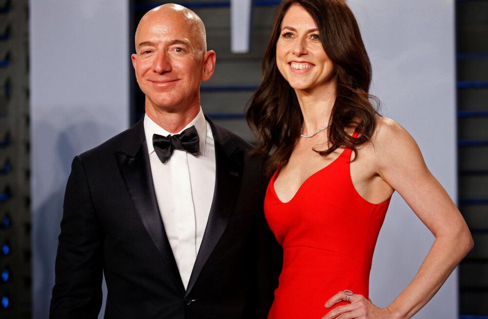 140 miljardit dollarit: maailma rikkaim mees lahutab 25 aastat kestnud abielu, kuid kuidas jaotub tema varandus?