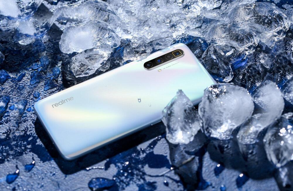 TEST | realme nutitelefon X3 Superzoom – hea esmamulje, mõistlik hinna ja kvaliteedi suhe