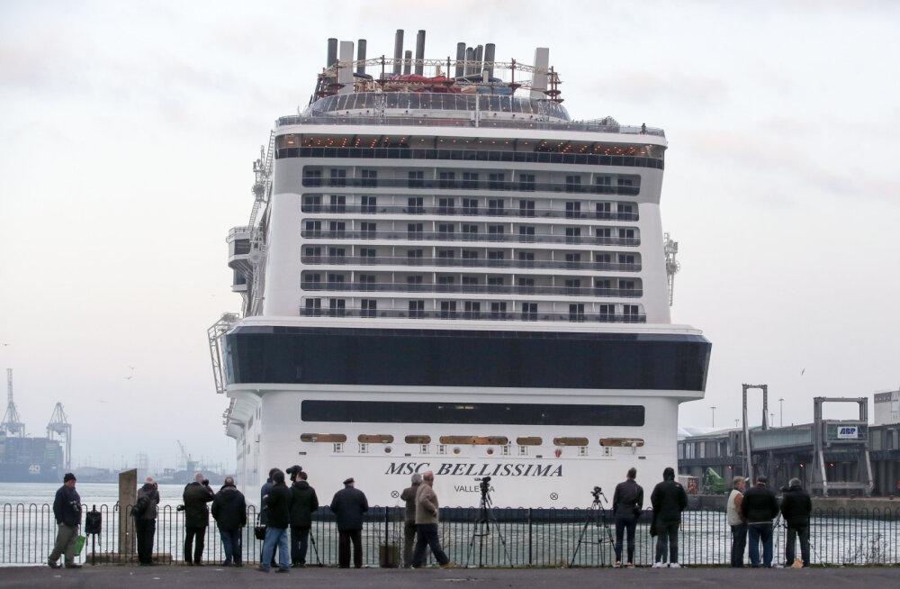 ФОТО. Искусственный интеллект, шоу Cirque du Soleil и роскошь интерьеров: смотрите, как выглядит новый круизный корабль MSC Bellissima