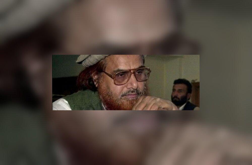 Pakistan kinnitas terroristide vahistamist
