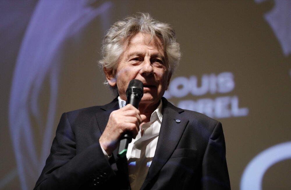 Näitlejanna süüdistab režissöör Roman Polanskit vägistamises
