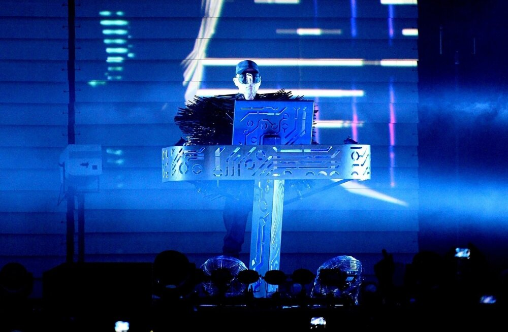 Pet Shop Boys Live @ Õllesummer