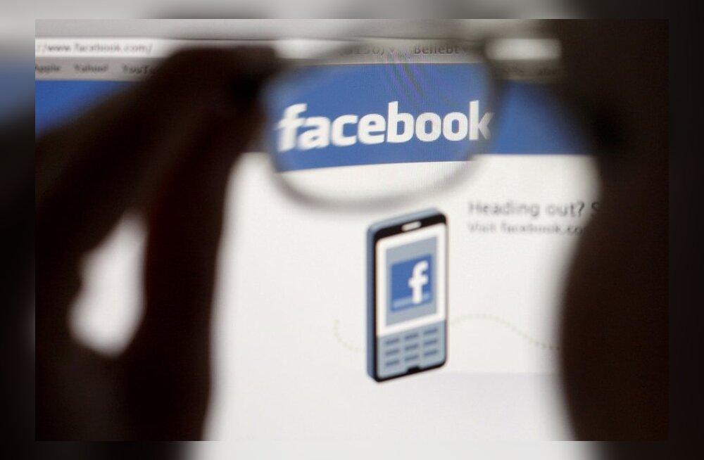 Facebook ületas miljardi kasutaja piiri