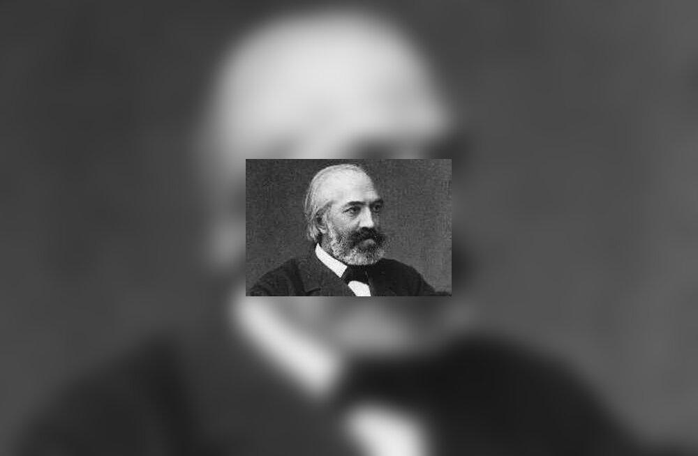 """""""Tummade laste isa"""" Ernst Sokolowsky sünnist möödub 180 aastat"""