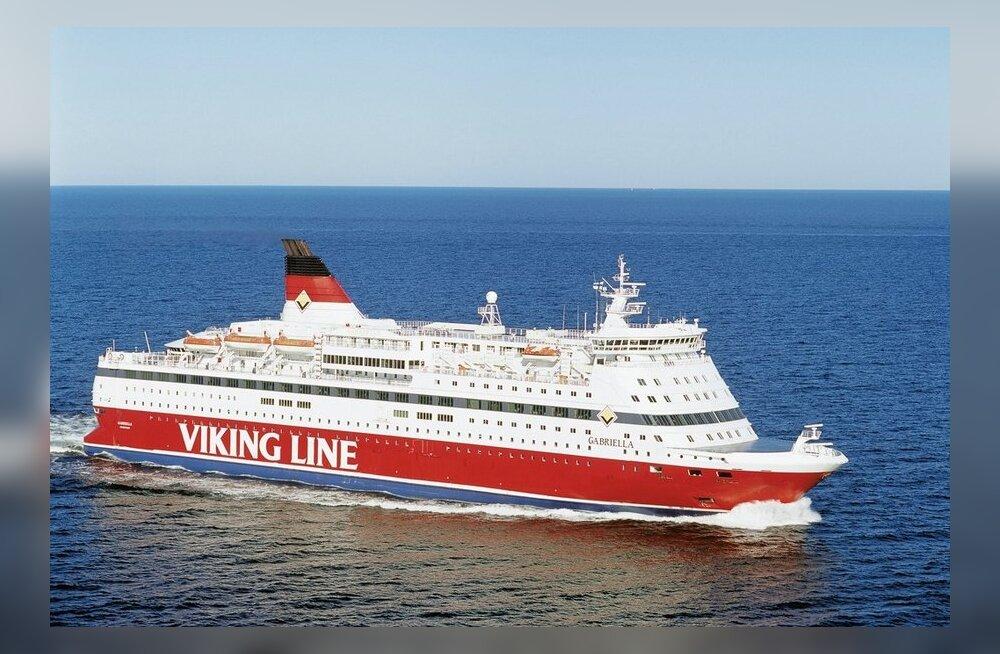 Viking Line'i Stockholmi-Helsingi laevad hakkavad suvel ka Tallinna põikama