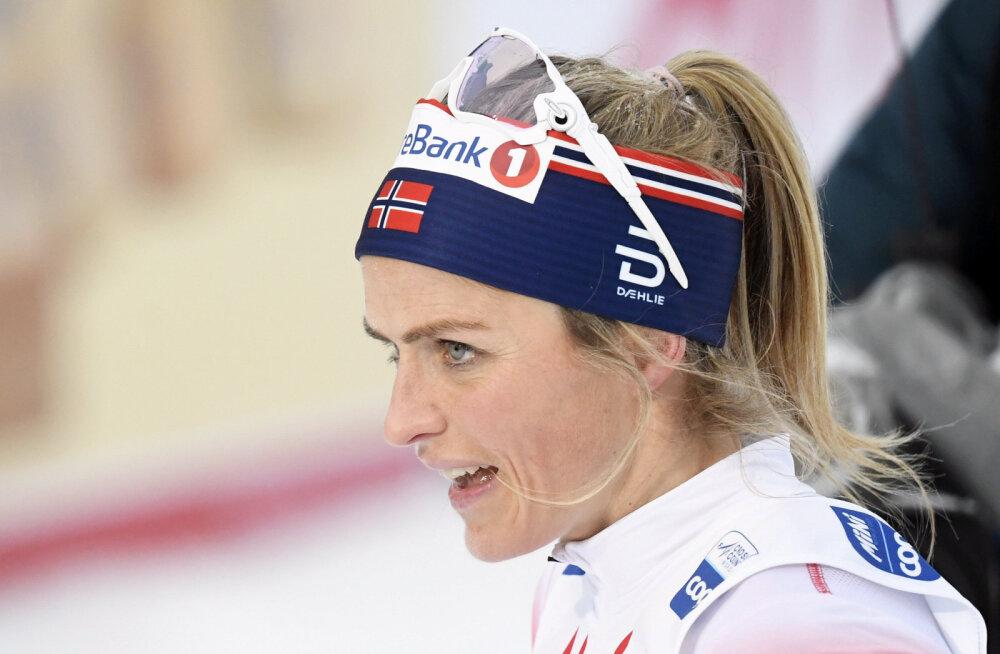 Norra laskesuusastaar usub Johaugi: Therese tarvitas dopingut kogemata. Tema jaoks oli hullem ainult parima sõbra surm
