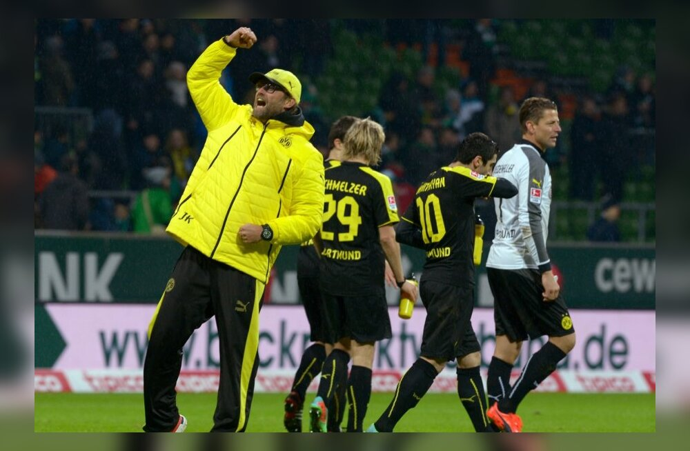 Jürgen Klopp, Dortmundi Borussia