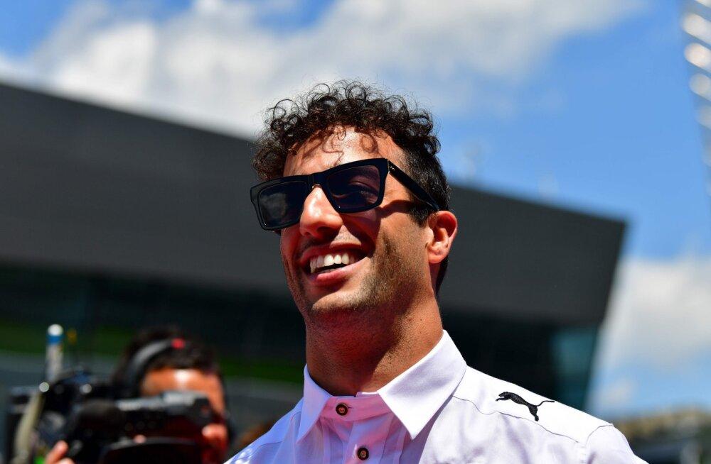 Renault juht: Ricciardo liitumine meeskonnaga tuletas meelde Alonso hiilgeajad