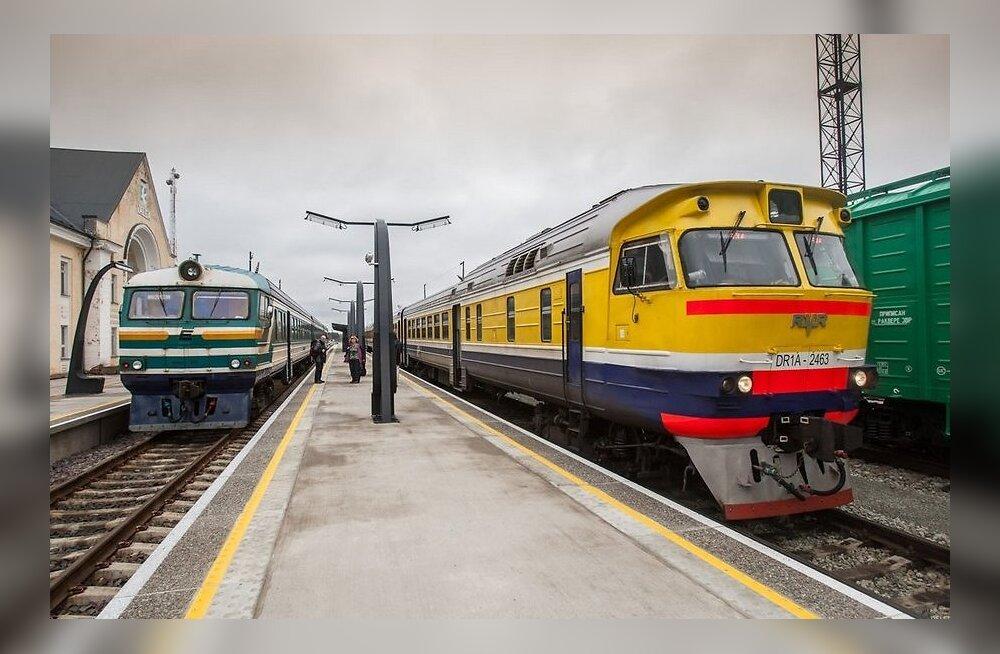 Keskkonnaühendused: Rail Balticu planeerimisel ühe trassi väljavalimine oleks ennatlik ja õigusvastane