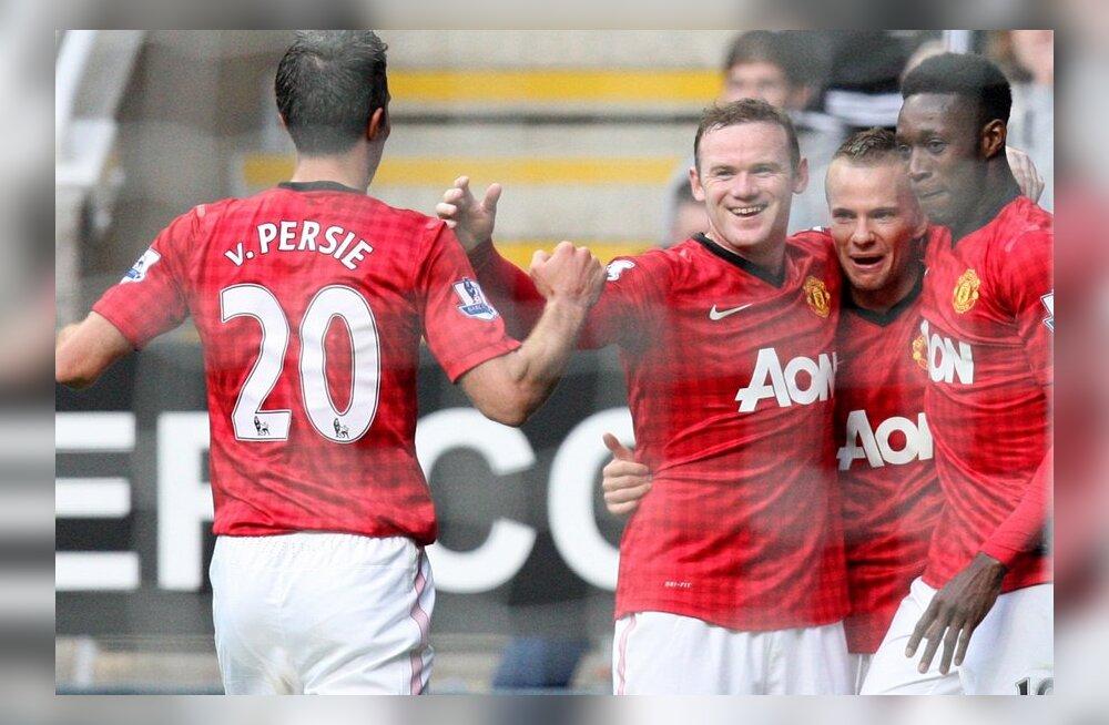 Manchester Unitedi jalgpallurid