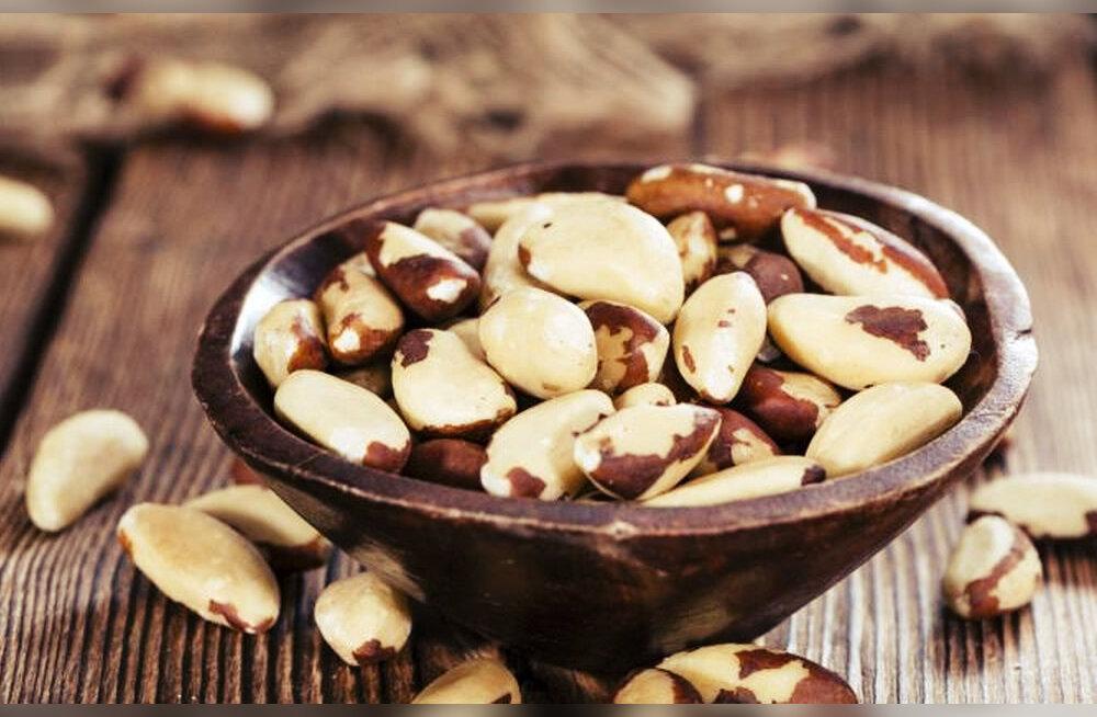 Parapähkel aitab kilpnäärme alatalitluse ja nahaprobleemide korral