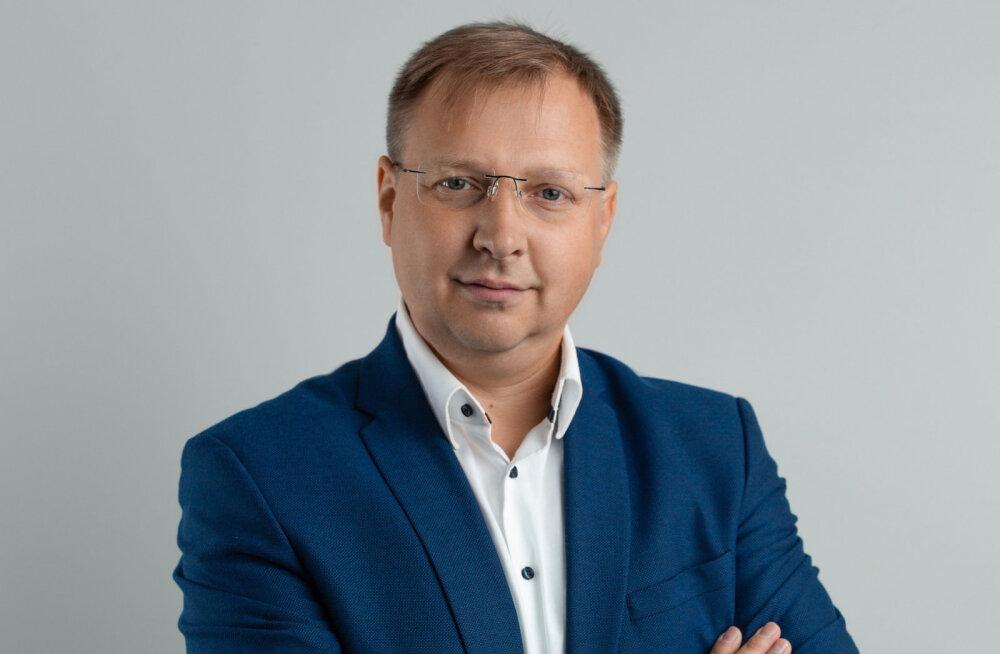 Baltic Futsal League'i eestvedajad: Boriss Šipunov