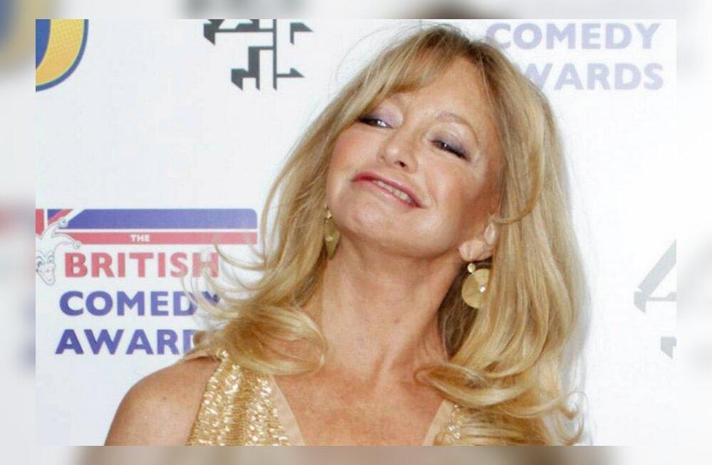Vaata naljakat pilti Goldie Hawnist!