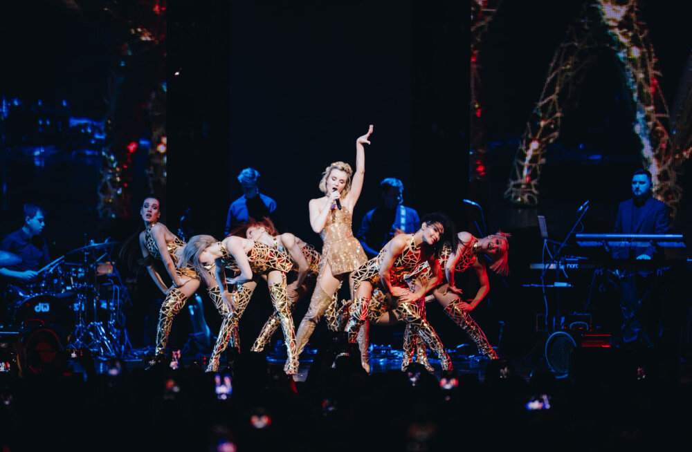 Venemaa superstaar Polina Gagarina esineb 15. märtsil Eestis enneolematu showga