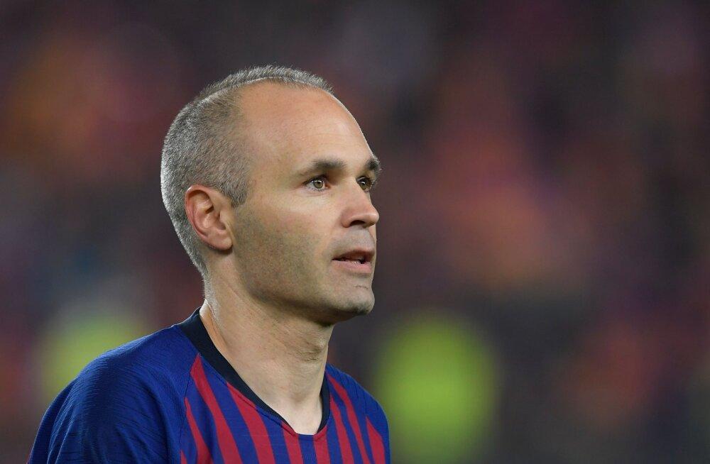 Barcelona legend kritiseeris endist koduklubi: nende käitumine on olnud natuke inetu