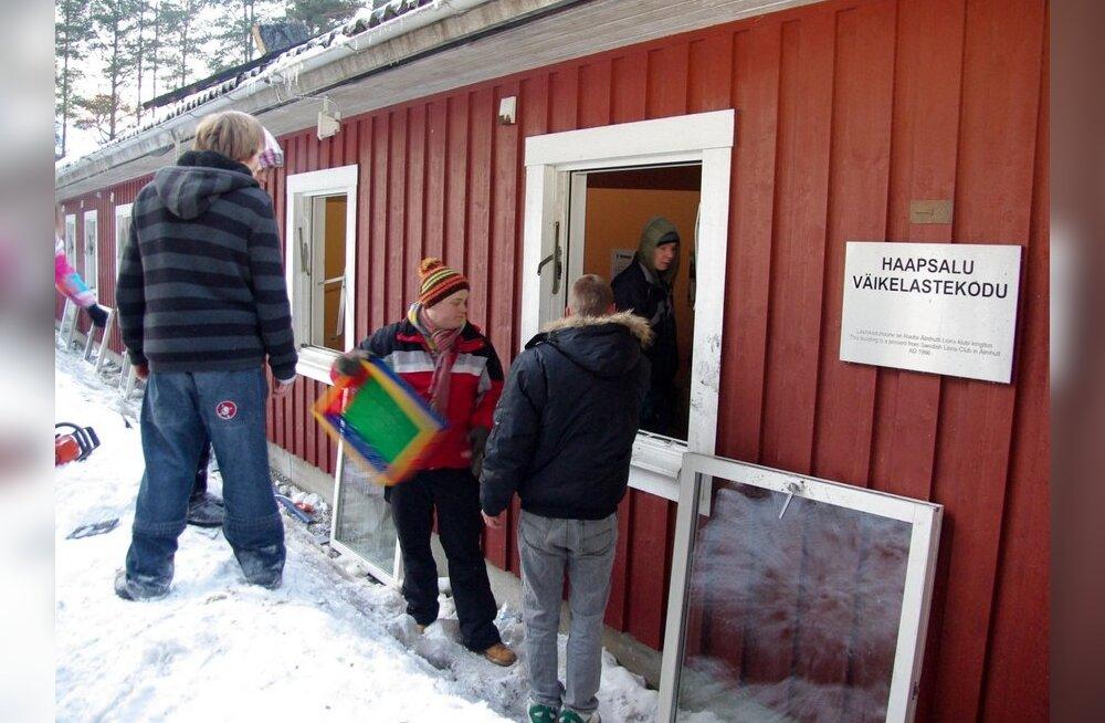 Haapsalu lastekodu üürib laste majutamiseks korteri