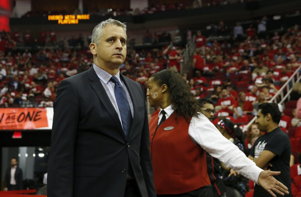 Ametlik: NBA saab esimese eurooplasest peatreeneri